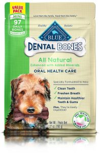 BLUE Dental Bones