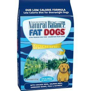 Natural Balance best low calorie dog food
