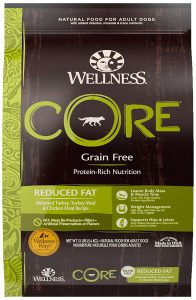 Wellness Core® is the best low calorie dog food