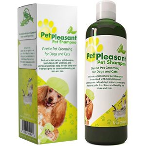 Best Anti Itch Shampoo for Dogs : Honeydew Natural Shampoo for Dogs