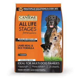 best dog food for gassy dogs