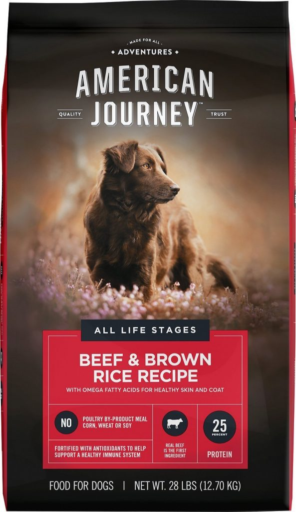 American journey dog food reviews