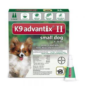 K9 Advantix II best flea dip for dogs