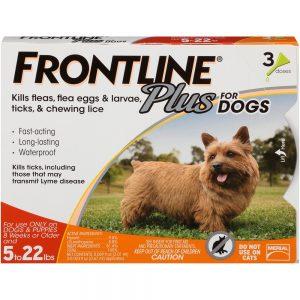 best flea dip for dogs by Frontline