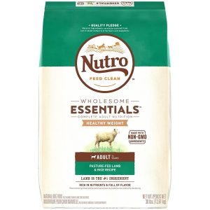 best low calorie dog food-NUTRO Lite and Weight Management