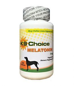 can you give dogs melatonin