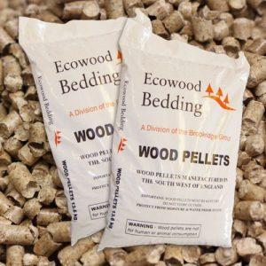 wood pellets horse bedding