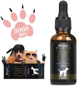 CBD for Dog Allergies